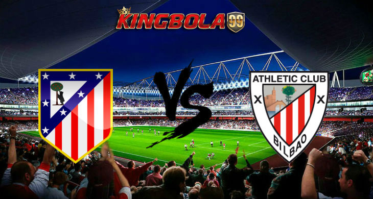 Atletico madrid vs Athletic bilbao 14 Desember 2015