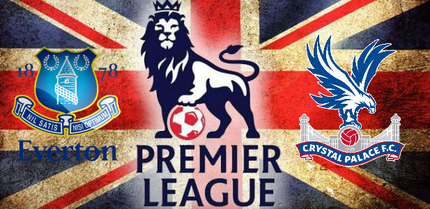 Pertandingan Everton Vs Crystal Palace